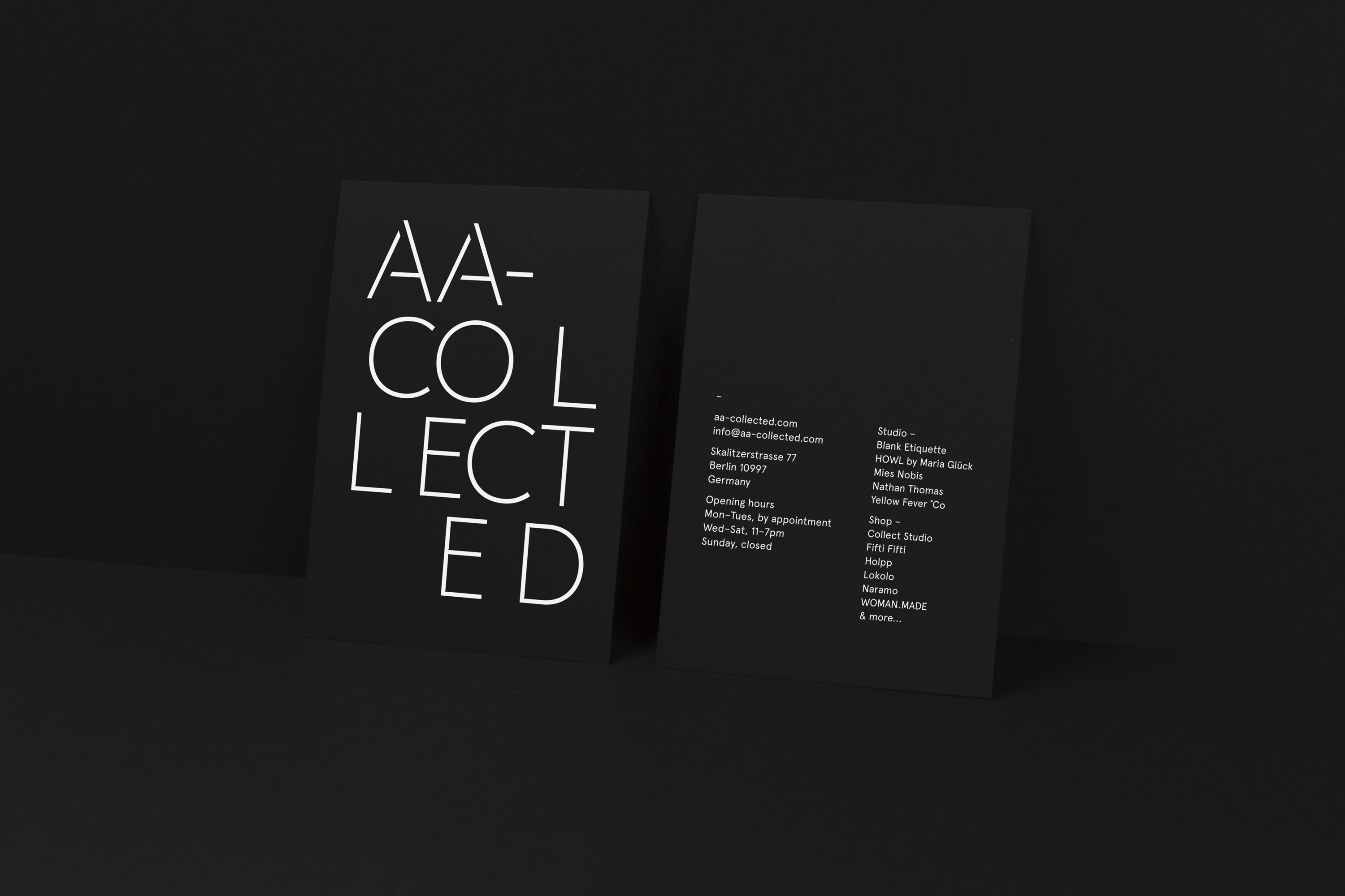 DITTMAR_aa-collected_A6-cards